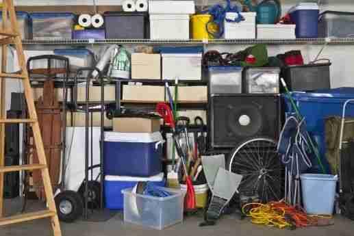 Ways to Utilise Your Garage Space